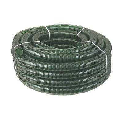 шланг напорно-всасывающий, спиральный, oase (зеленый) 32 мм Oase (Германия) трубы и шланги
