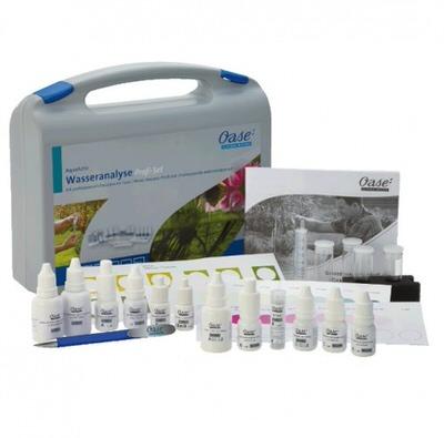 набор для тестирования воды oase water analysis profi-set Oase (Германия) тесты для пруда
