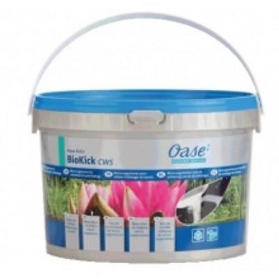 стартер для фильтра oase biokick cws 2000 мл (на 100000 л) Oase (Германия) биологические препараты - химия для пруда