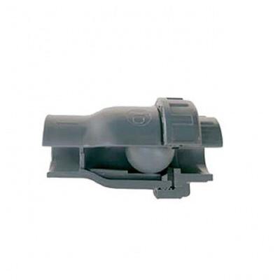 обратный клапан шаровой пвх coraplax - d 63 мм Coraplax (Испания) краны, обратные клапана