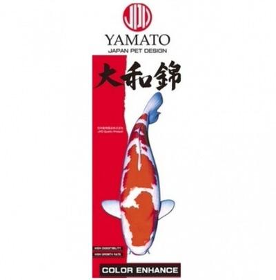 корм для карпов кои jpd  yamato 5 кг JPD (Япония) корм для прудовых рыб