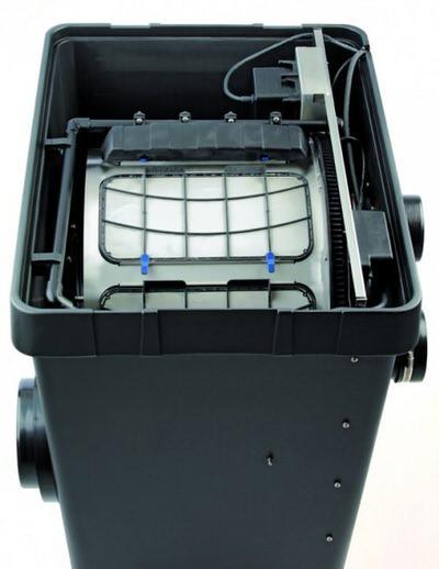 барабанный фильтр гравитационного типа proficlear premium drum filter gravity Oase (Германия) модульные фильтрационные системы oase