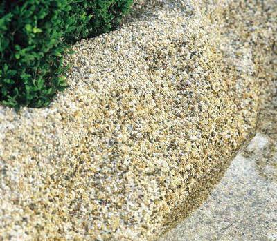 пленка имитирующая камень oase, ширина - 0,6м (песочная) Oase (Германия) пленка с гравием