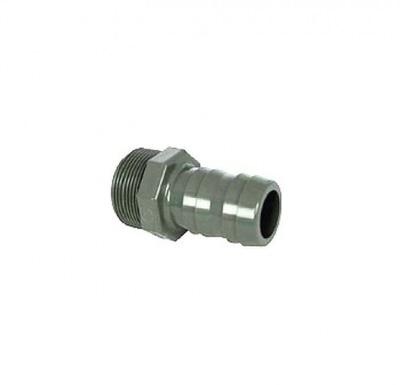 дорн шланговый резьбовой пвх coraplax - d 1 1/2'' х 50 мм Coraplax (Испания) муфты, редукции
