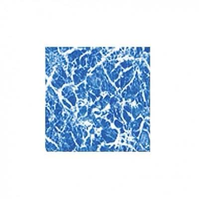 пленка пвх для бассейна elbeblau marble blue - мрамор синий (ширина 1.65 м) Elbtal Plastics GmbH & Co. KG (Германия) пленка для бассейна