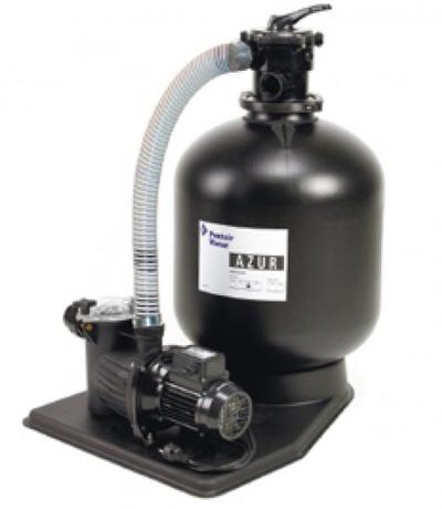 фильтрационный комплект pentair 375 мм - 6 м3/час Pentair (Бельгия) фильтровальные установки