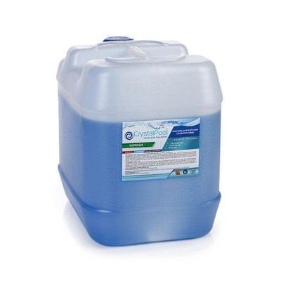 альгицид crystal pool ultra liquid - 30 кг Crystal Pool (Германия) химия для бассейна