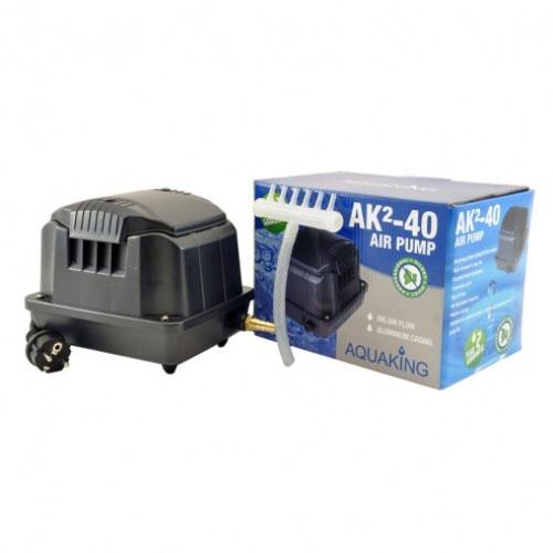 компрессор для пруда aquaking ak²-40 AquaKing (Нидерланды) aэраторы для пруда