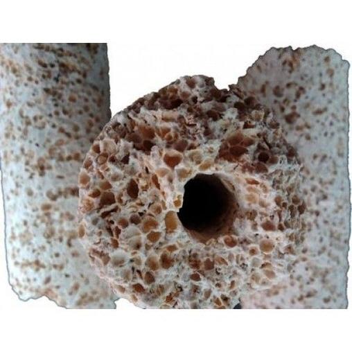 керамический наполнитель для биофильтра aquaking bacteria house 40 х 170 мм, 3,5 кг AquaKing (Нидерланды) биозагрузка для фильтров