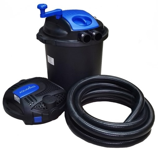 Комплект фильтрации для пруда AquaKing Set PF²-30/8 standart