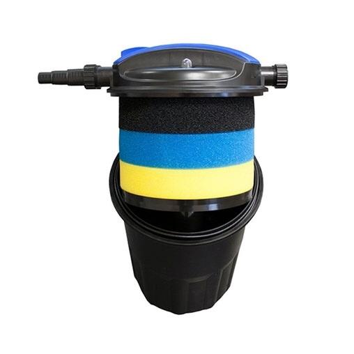 Комплект фильтрации для пруда AquaKing Set PF²-60/16 maxi