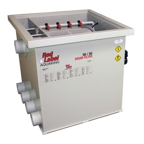 барабанный фильтр для пруда aquaking red label drum filter 50/55 AquaKing (Нидерланды) барабанные фильтры