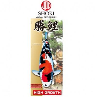 корм для карпов кои jpd shori 2 кг JPD (Япония) корм для прудовых рыб