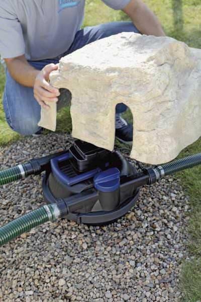 комплект фильтрации для пруда oase filtoclear set 16000 Oase (Германия) напорные фильтры для прудов