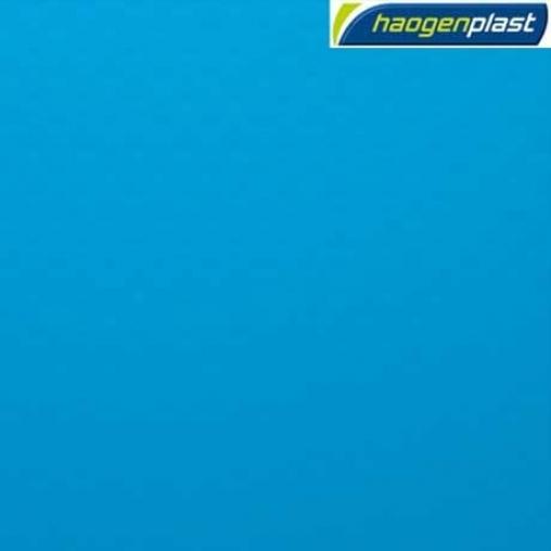 Пленка ПВХ для бассейна OgenFlex, голубая (ширина 1.65 м)