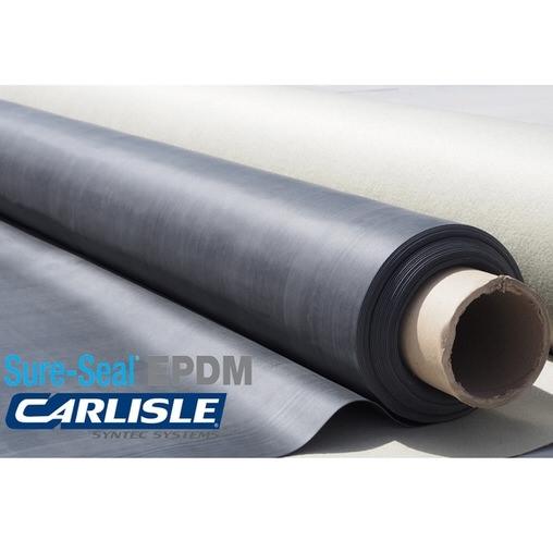 Бутилкаучуковая EPDM пленка Carlisle 1,02мм, ширина - 3,05м