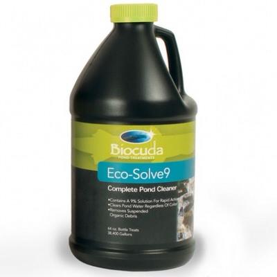 биопрепарат biocuda  eco-solv9 3784 мл Atlantic (США) биологические препараты - химия для пруда
