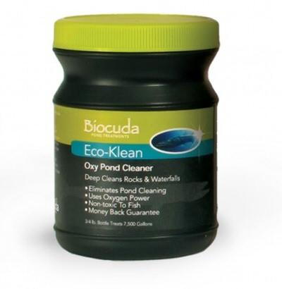 биопрепарат biocuda eco-klean 340 гр Atlantic (США) биологические препараты - химия для пруда