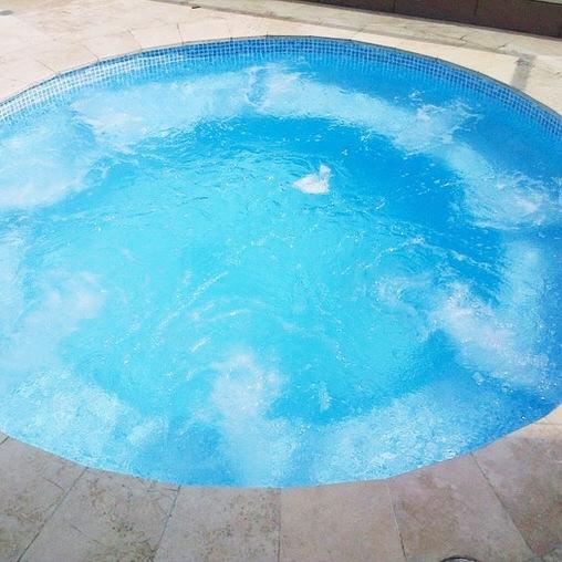 Пленка ПВХ для бассейна Cefil Gres светлая мозаика (ширина 1.65 м)