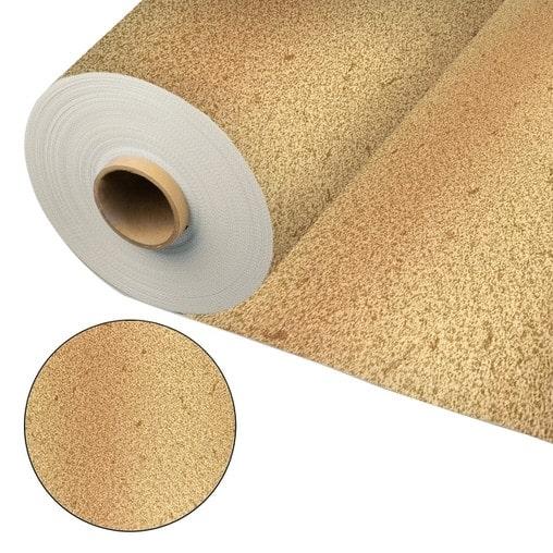 Пленка ПВХ для бассейна Cefil Terra песочный, объемная текстура (ширина 1.65 м)