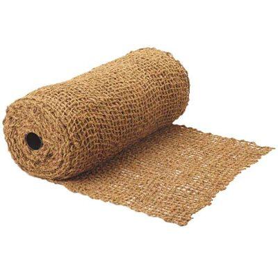 кокосовая сетка oase, ширина 1,0м (ячейка 20х20мм) Oase (Германия) кокосовое полотно