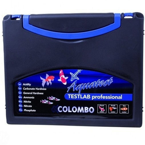 Набор для тестирования воды Colombo Aquatest TESTLAB Professional