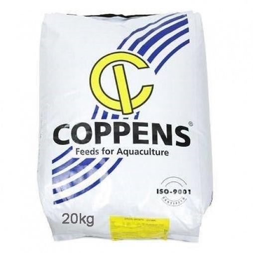 корм - крупка для малька coppens vital. 1 кг Coppens (Нидерланды) корм для прудовых рыб