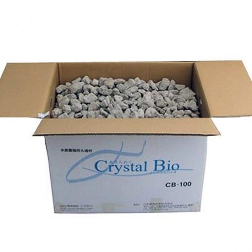 Наполнитель для биофильтра Crystal Bio, 95л