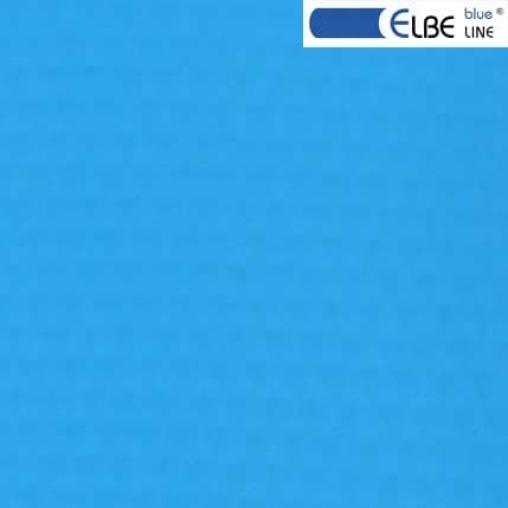 Плівка ПВХ для басейну Elbeblue line Adriatic blue, синя (ширина 2.0 м)