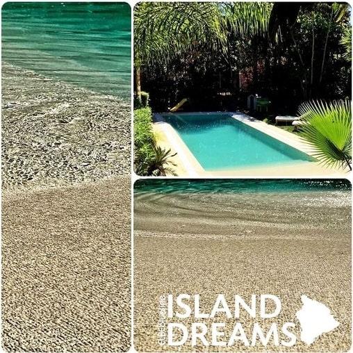 Плівка ПВХ для басейну Elbeblue line Island Dreams Bali (ширина 1.6 м)
