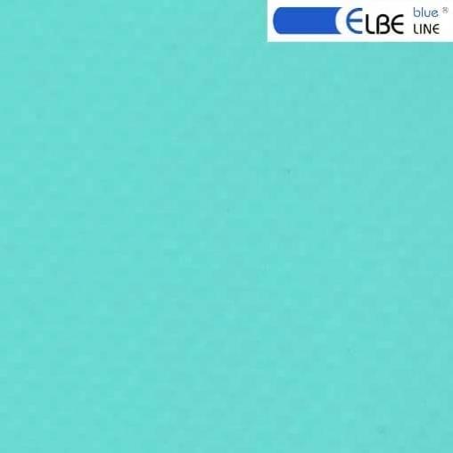 Пленка ПВХ для бассейна Elbeblue line Turquoise, бирюзовая (ширина 1.65 м)