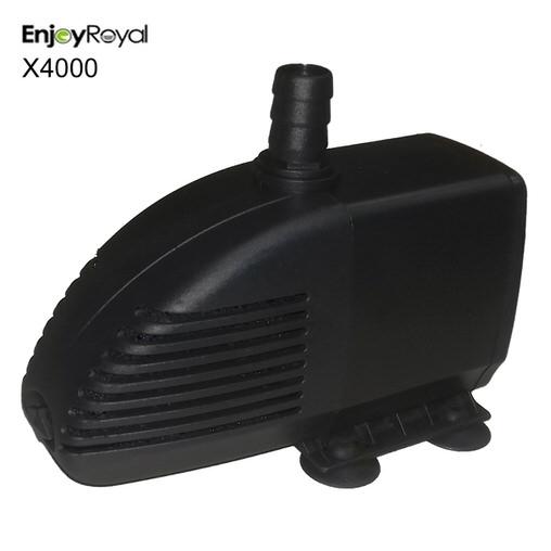 насос для пруда enjoyroyal x4000, 3500 л/ч EnjoyRoyal (Китай) насосы для пруда