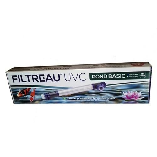 уф-стерилизатор для пруда filtrea uv-с pond basic 40w Filtreau (Нидерланды) уф-стерилизаторы