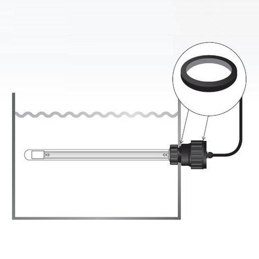встраеваемый комплект ультрафиолетовой лампы filtreau uv-c module 80w amalgam Filtreau (Нидерланды) уф-стерилизаторы