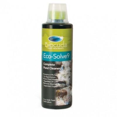 биопрепарат biocuda  eco-solv9 473 мл Atlantic (США) биологические препараты - химия для пруда