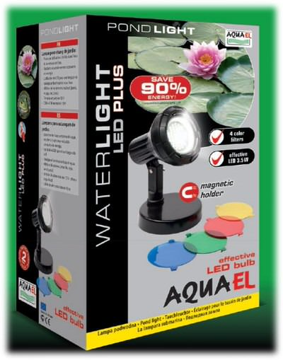 светильник для пруда aquael waterlight led plus Aquael (Польша) подсветка для пруда