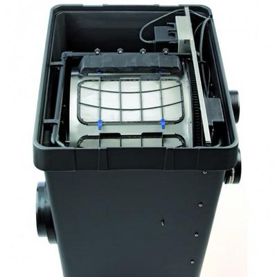 барабанный фильтр напорного типа proficlear premium drum filter pump-fed Oase (Германия) модульные фильтрационные системы oase