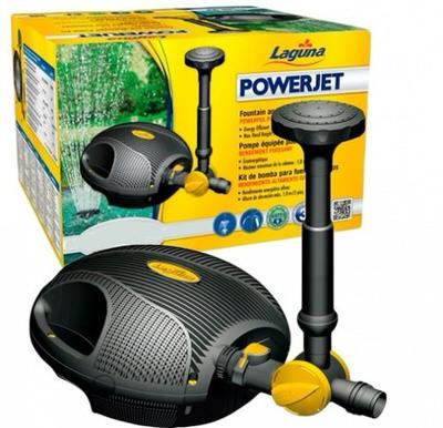 насос для пруда laguna powerjet pump 1350/5000 л/ч Hagen (Италия) насосы для пруда