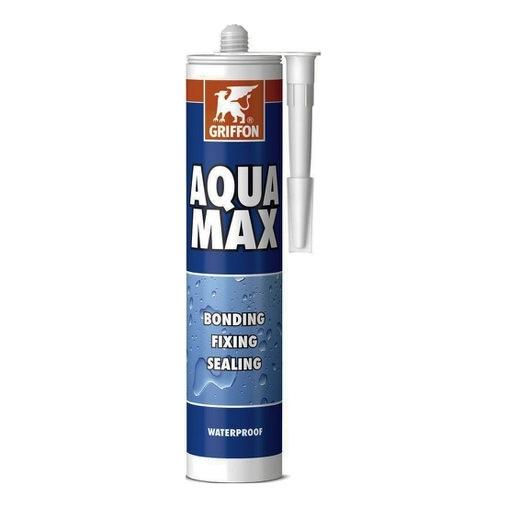 герметик griffon aqua max crt 425 гр Griffon (Испания) клей пвх