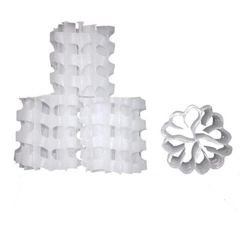 свободноплавающая биозагрузка helix (white) 25 х 25 мм 100 л Helix (Германия) биозагрузка для фильтров