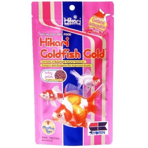 Корм для золотых рыб Hikari Goldfish Gold 0,3 kg