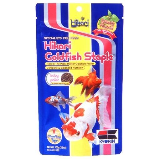 Корм для золотых рыб Hikari Goldfish Staple 0,3 kg