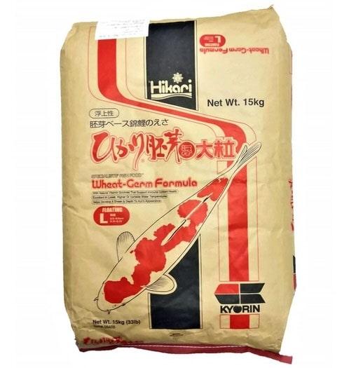 Корм для Кои Hikari Wheat-Germ 20 kg
