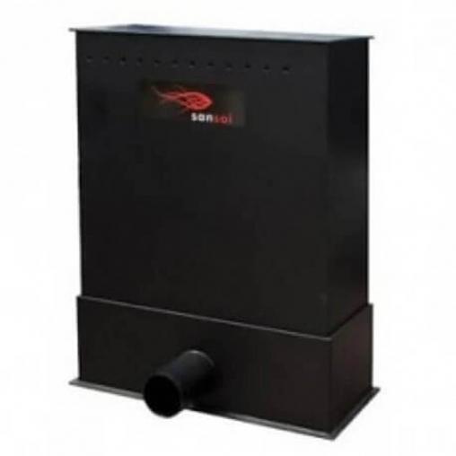 орошаемый биологический фильтр для пруда (узв) sansai trickle junior tower pipes 110 mm Sansai (Нидерланды) барабанные фильтры