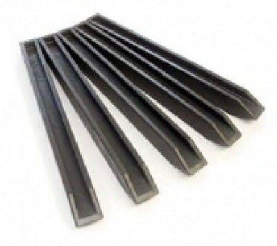 столбик пластиковый 40мм х 40 мм х 420мм Kapaflex (Польша) кромка формообразующая