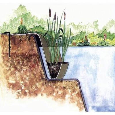 ткань посадочная с кармашками, oase 60х100см Oase (Германия) для высадки растений