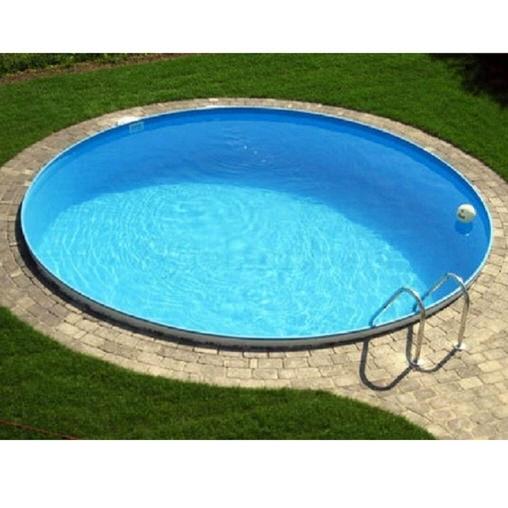 Сборный каркасный бассейн Milano 4,16 х 1,2 м