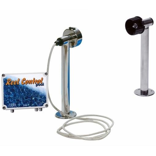 наматывающее устройство (ролета) для солярной пленки vagner 5,4 - 7,1 м стационарная с электроприводом Vagner (Чехия) солярная пленка и наматывающие устройства