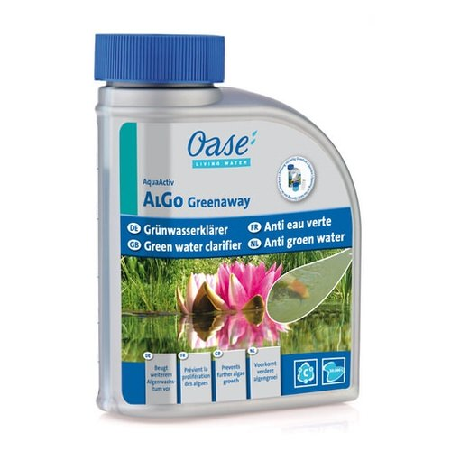 oase aquaactiv algo greenaway, 500 мл Oase (Германия) биологические препараты - химия для пруда