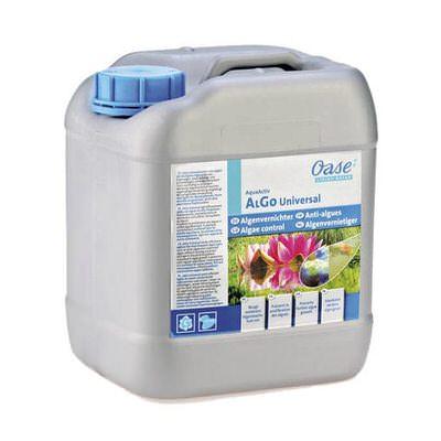 oase aquaactiv algo universal 5 л Oase (Германия) биологические препараты - химия для пруда